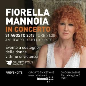 Fiorella Mannoia_concerto Este