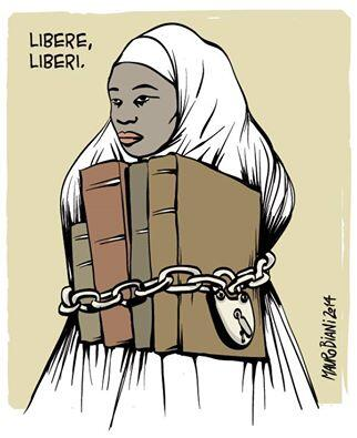 Libere Liberi #BringBackOurGirls